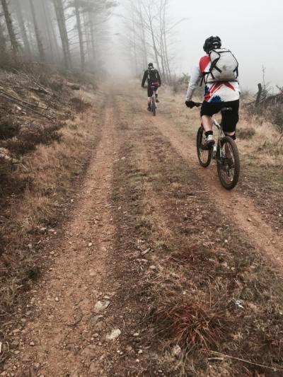 Mournes mountain bike guiding
