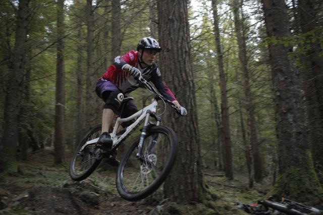Mountain Bike coaching guiding mournes