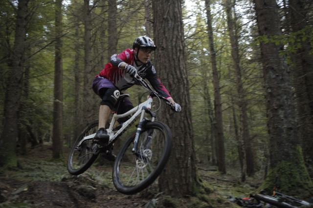 Mountain Bike coaching guiding mournes