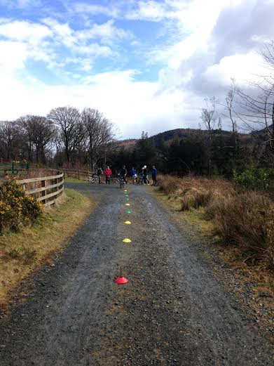 Coaching Mournes Mountain bike
