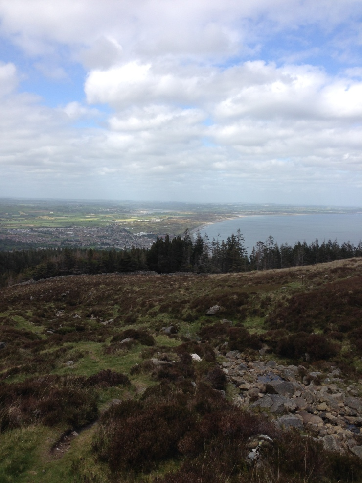View Mournes