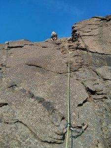 Mournes Climbing