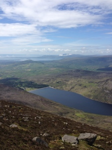 """Where the Mountains of Mourne sweep down to the sea"""